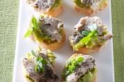 mini-tartines-de-veau-au-guacamole