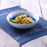 Bowl gourmand au saumon frais de Norvège