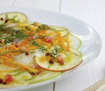 carpaccio-de-pommes-et-haddock-aux-agrumes