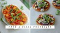 Pâte à pizza sans farine de blé