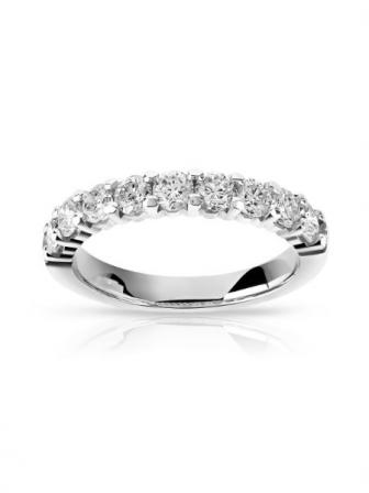 ... alliance pour femme maty 2014 bague en platine et diamants maty prix 3