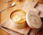 Le vacherin Mont d'Or AOP rôti dans sa boîte