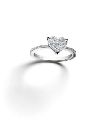 suivant 23 167 bague de fiançaille diamant chopard 2014 bague ...