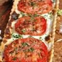 tarte poireaux tomates ricotta