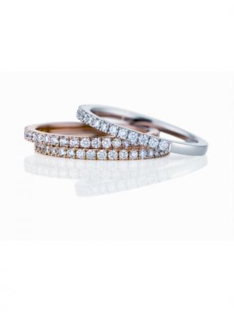 Alliances de mariage femme De Beers 2014 - Diaporama Beauté ...