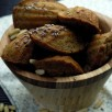 Madeleines au foie gras