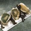 Huîtres en gelée aux 3 saveurs