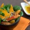 Salade d'hiver aux oranges