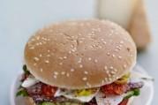 Burger au Pur Brebis Pyrénées et porc basque