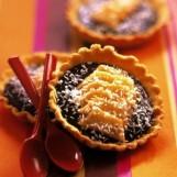 Tartelettes choco-melon Philibon