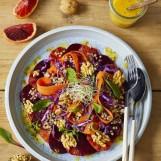 Salade healthy aux noix de Grenoble AOP