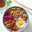 Bibimbap Coréen au Poulet Fermier Label Rouge