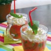 Cappuccino glacé tomate-mozza