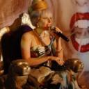 Le chignon indien de Lady Gaga