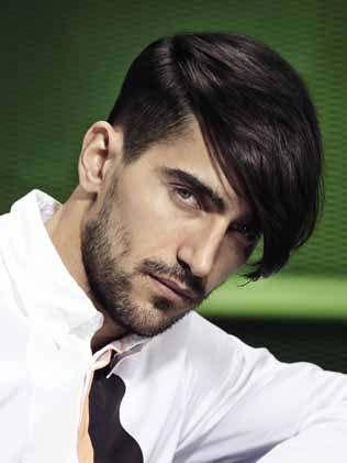 mod le coupe de cheveux homme automne hiver 2013 l 39 or al