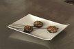 Oignons farcis au gorgonzola et aux noix