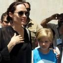 Shiloh et Angelina Jolie