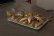Volaille fermière en deux cuissons à l'huile de truffe blanche