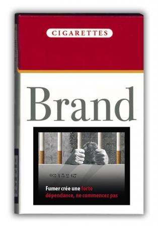 Le test de la dépendance de nicotine des adolescents