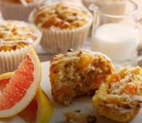 muffins-au-pamplemousse-de-floride-et-aux-noix