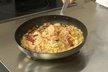 Jambalaya, riz moelleux parfumé aux gambas et poulet