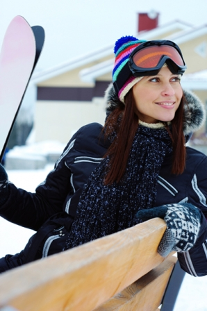 Préparation ski : adaptez votre tenue - Diaporama Forme