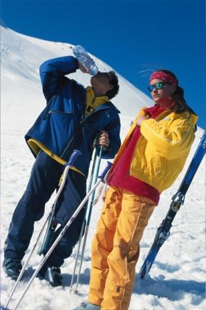 Préparation ski : hydratez-vous - Diaporama Forme - Doctissimo