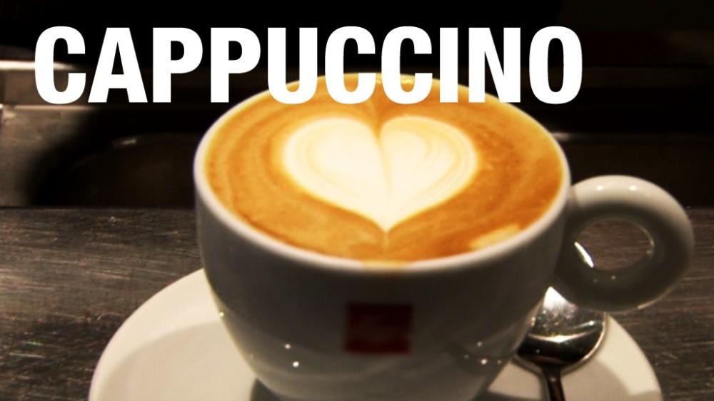 cappuccino recette du cappuccino en vid o une vid o recettes doctissimo. Black Bedroom Furniture Sets. Home Design Ideas