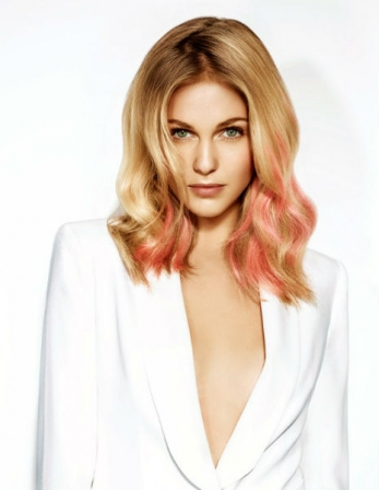 coloration blond cendr jacques fourcade loral professionnel 2014 - L Oreal Coloration Blond