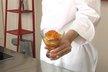 Soupe froide d'agrumes à la menthe et aux écorces d'oranges confites