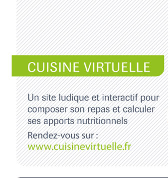 Cuisine virtuelle