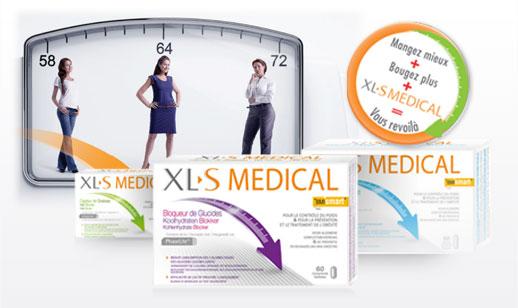 Xls medical d couvrez la gamme doctissimo - Xls medical capteur de graisse pas cher ...